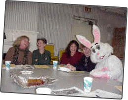 WCNA Meeting, with Bunny